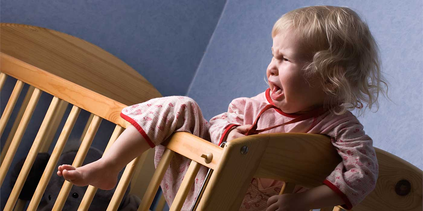 Controlling Toddlers that won't Stay in Bed: Parenting Skill