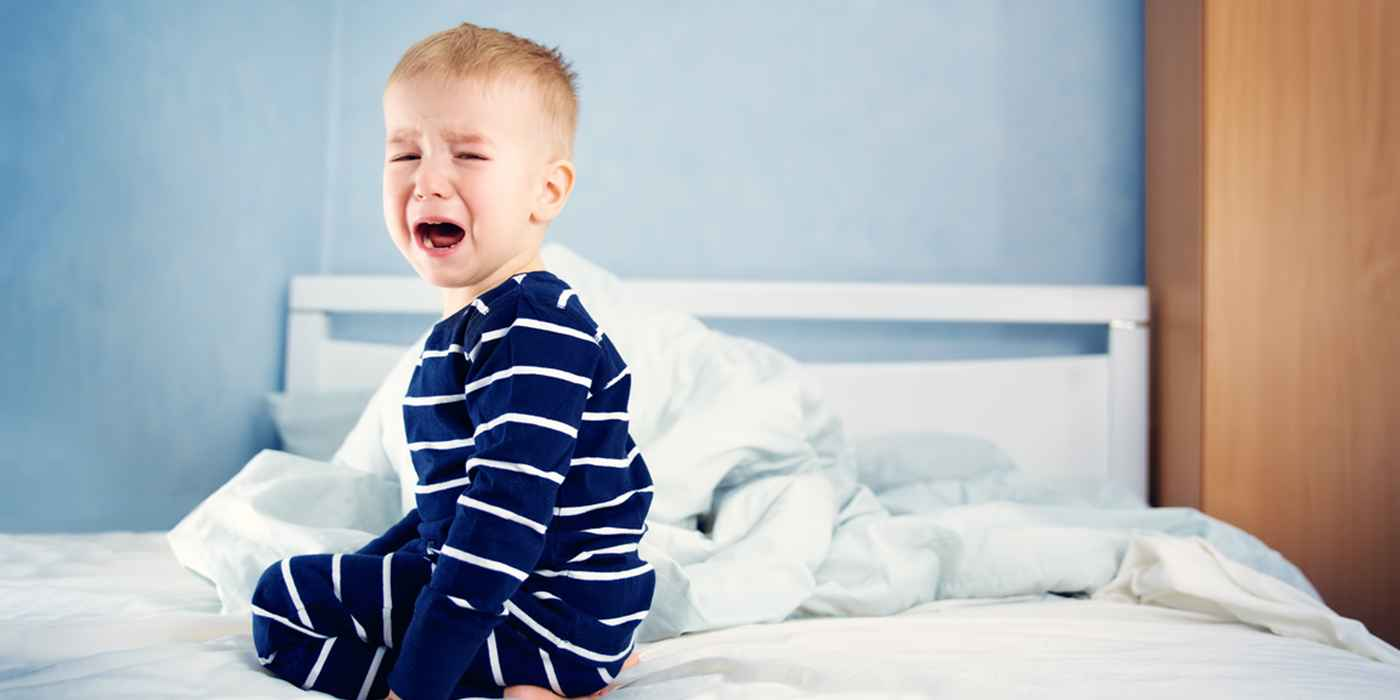 Sleep Problems When Controlled Crying Doesn T Work