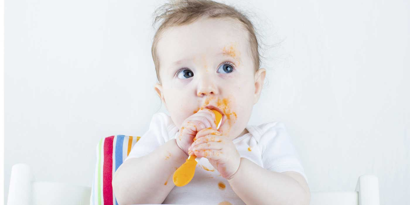Parenting Advice - Feeding your baby - what and when?